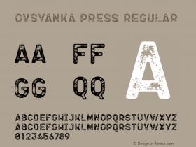 Ovsyanka Press