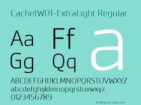 Cachet-ExtraLight