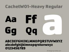 Cachet-Heavy