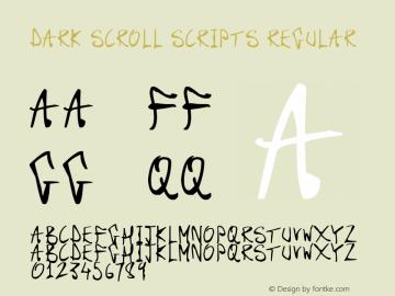 Dark Scroll Scripts