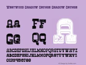 Westwood Shadow Grunge
