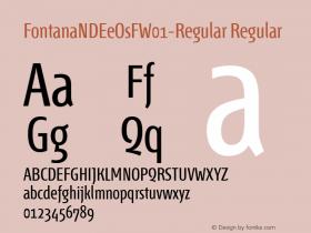 FontanaNDEeOsF-Regular
