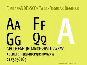 FontanaNDEeSCOsF-Regular