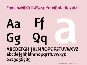 FontanaNDCcOsF-SemiBold