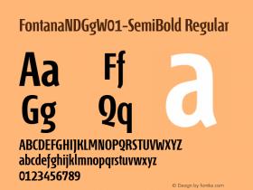 FontanaNDGg-SemiBold