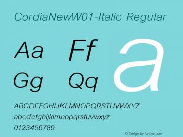 CordiaNew-Italic