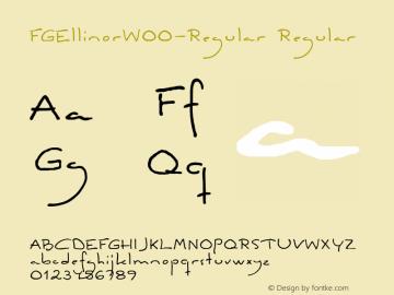 FGEllinor-Regular