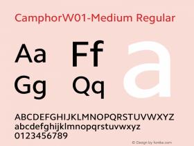 Camphor-Medium