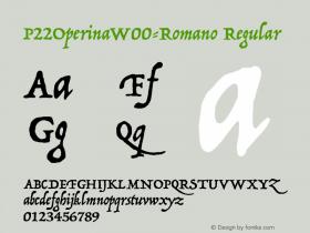 P22Operina-Romano