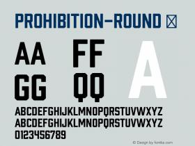 Prohibition-Round