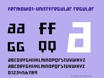 Fermo-UniTRFRegular
