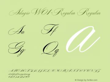 Adagio-Regular