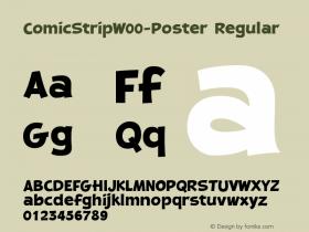 ComicStrip-Poster