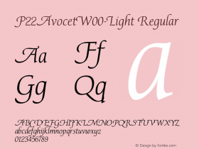 P22Avocet-Light