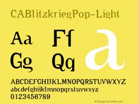 CABlitzkriegPop-Light