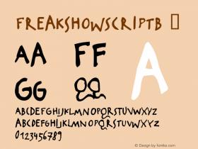 FreakshowScriptB