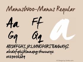 Manus-Manus
