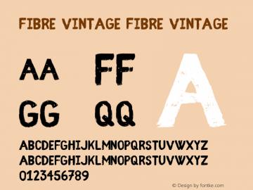 Fibre Vintage