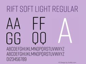 Rift Soft Light