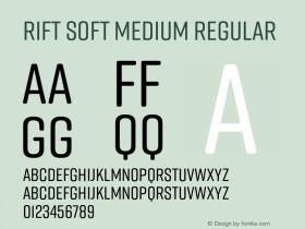 Rift Soft Medium