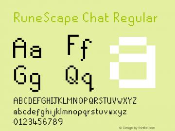 RuneScape Chat