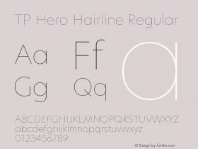 TP Hero Hairline