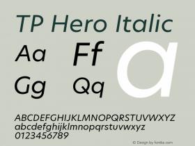 TP Hero