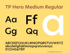 TP Hero Medium