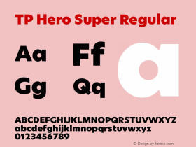 TP Hero Super