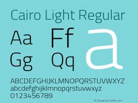 Cairo Light