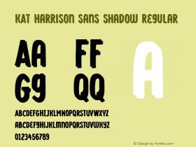 KAT Harrison Sans Shadow