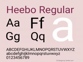 Heebo