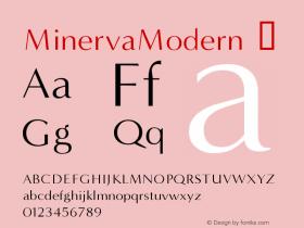 MinervaModern