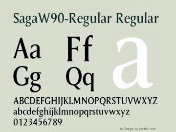 Saga-Regular