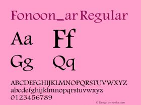 Fonoon_ar