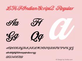 LHFIndianScript2