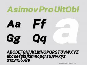 Asimov Pro