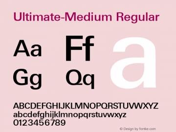Ultimate-Medium