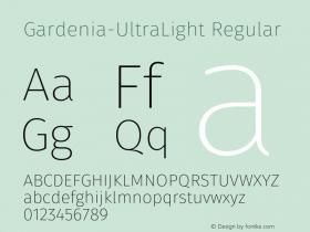 Gardenia-UltraLight