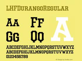 LHFDurangoRegular