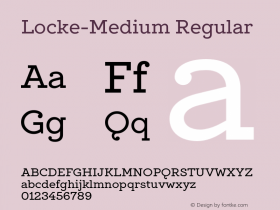 Locke-Medium