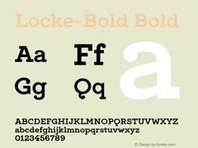 Locke-Bold