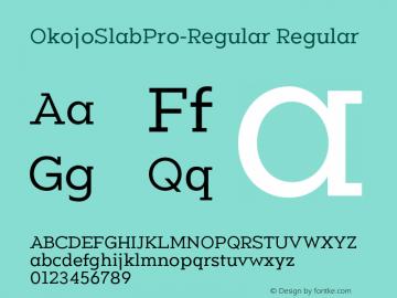 OkojoSlabPro-Regular