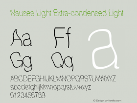 Nausea Light