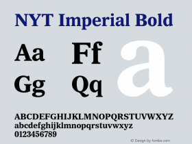 NYT Imperial