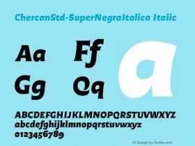 ChercanStd-SuperNegraItalica