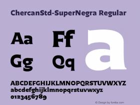 ChercanStd-SuperNegra