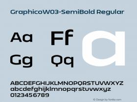 Graphico-SemiBold