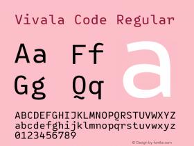 Vivala Code