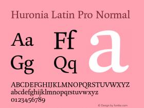 Huronia Latin Pro